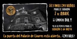 El Palacio de Linares abre sus puertas, ¿entras?