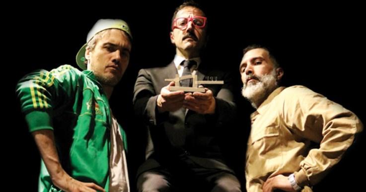 RODOLFO O LA INSOPORTABLE PESADEZ DEL SER en la Sala Intemperie Teatro