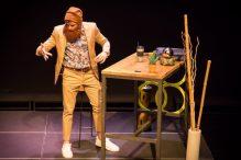 HEY BRO! HIPSTER SHOW!  en el Teatro Alfil