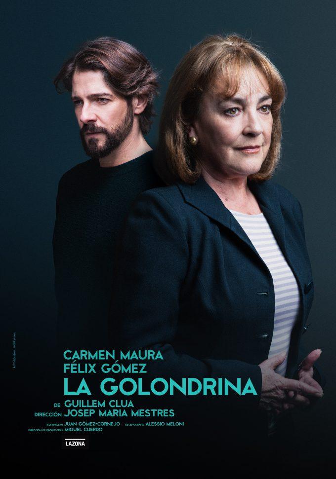 LA GOLONDRINA, el regreso de CARMEN MAURA a los escenarios
