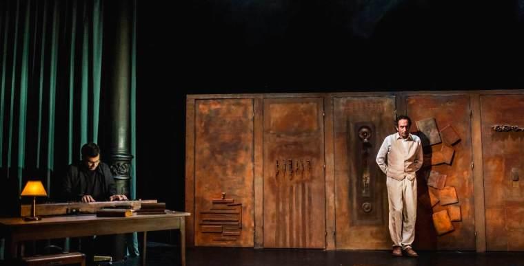 ABRE LA PUERTA en el Teatro del Barrio