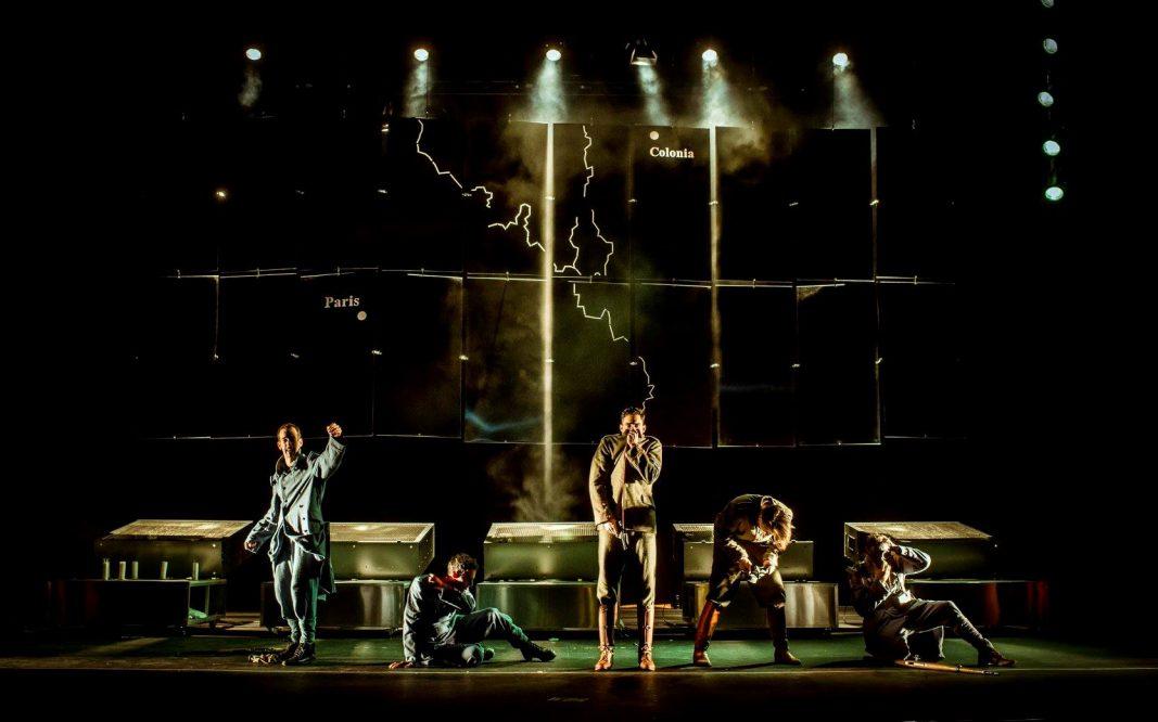 BARRO en Teatros del Canal