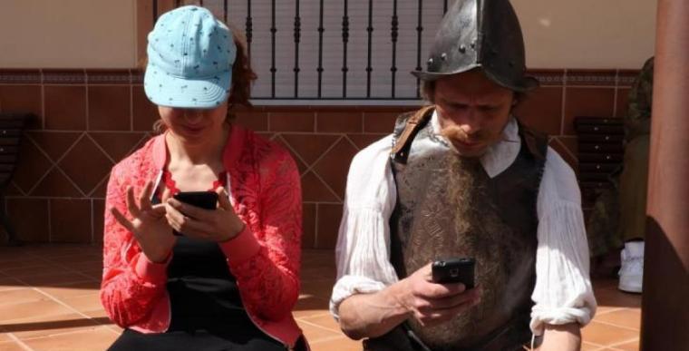 L'HOMME DE LA MANCHA en el Teatro Español