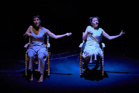 DESDE LO INVISIBLE en el Teatro Kamikaze