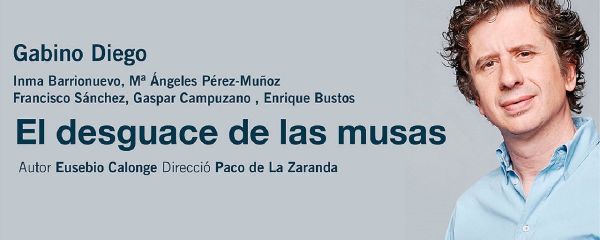 EL DESGUACE DE LAS MUSAS en el Teatro Español