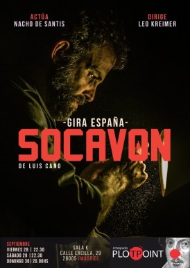 SOCAVÓN en el ArtEspacio Plot Point
