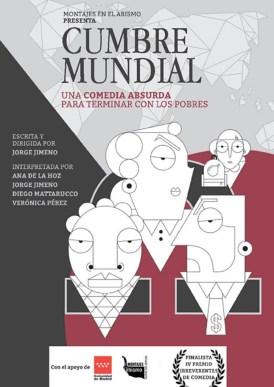 CUMBRE MUNDIAL en Artespacio Plot Point