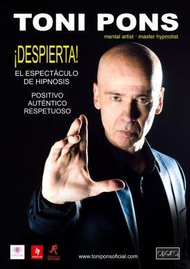 TONI PONS ¡DEPIERTA! en el Cine Callao