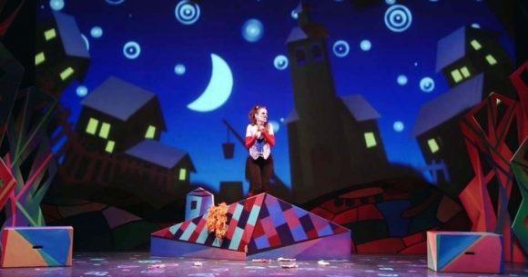 LOS MÚSICOS DE BRENEM en el Teatro Sanpol