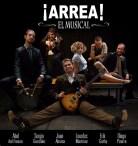 ARREA EL MUSICAL en el Teatro San Pol