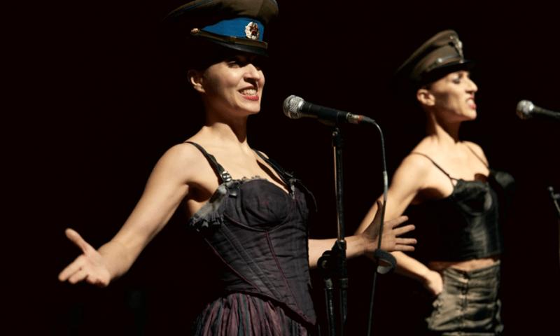 CABARÉ VOLTER en el Teatro del Barrio