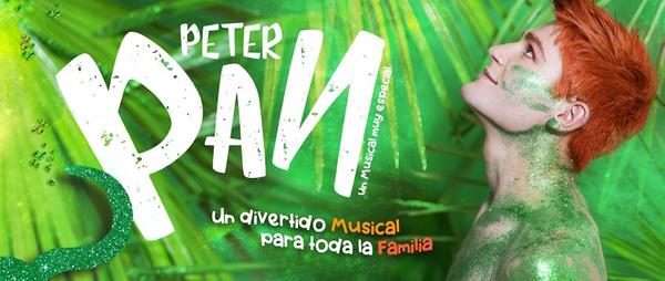 Peter Pan Un musical muy especial -