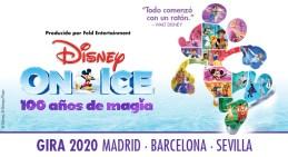DISNEY ON ICE 100 AÑOS DE MAGIA en el Wizink Center