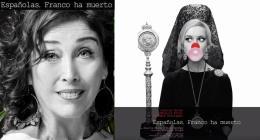 ESPAÑOLAS, FRANCO HA MUERTO en el Teatro Español