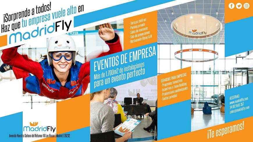 MadridFly_company_events