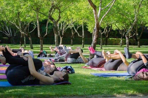 yoga+madrid+templo+debod+gratis+agosto