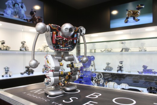 museo+robot+madrid