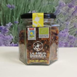 Produccion Venta Pan de Abeja Natural