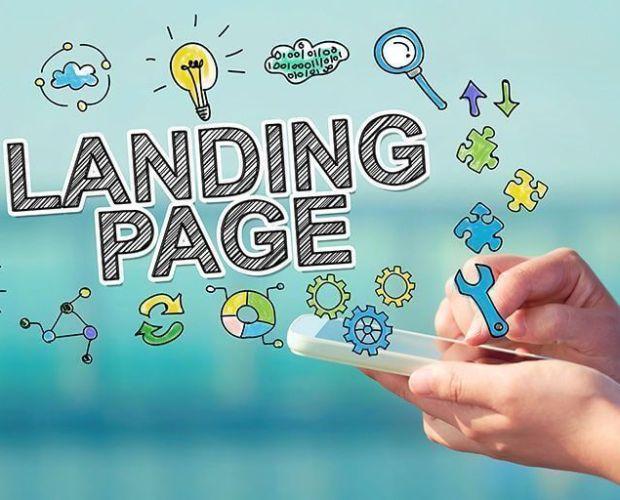 Imagen post ejemplos landing pages leads