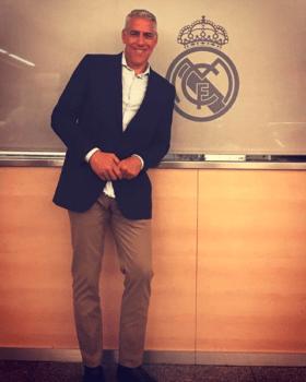 Joe Arlauckas Real Madrid Veteran