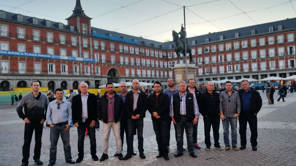 Walking tour in Madrid- Holidays in Spain