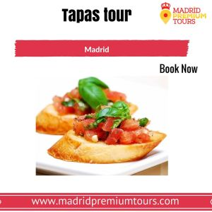 tapas tour of Madrid - Madrid premium tours