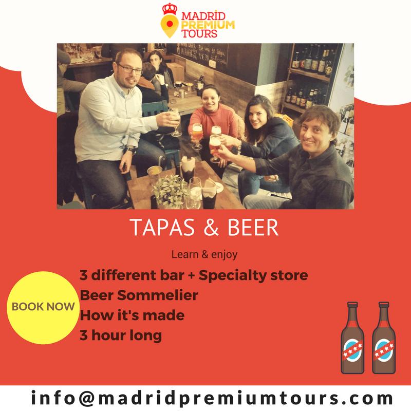 Get a True Taste of Madrid