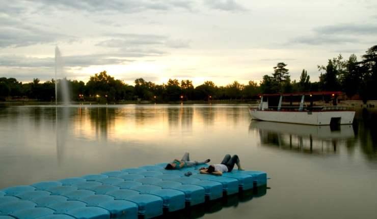 La remodelación del lago de la Casa de Campo obligará a sacrificar ...