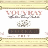 Foreau-Vouvray-Brut