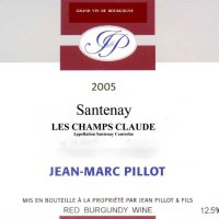 Pillot-Santenay-Champs-Claude-2005