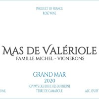 Valeriole Grand Mar Rose