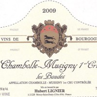 lignier—Chambolle-Musigny-Les-Baudes