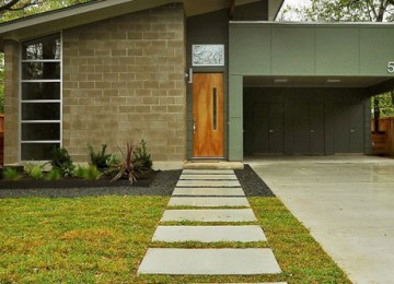 Homes Featured on the Austin Modern Home Tour 2012