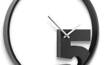 GIVEAWAY: CHIASSO 5'CLOCK