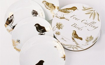 Birds in Gold | A Giveaway from The Inglenook Decor