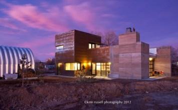 2012 Santa Fe Modern Home Tour