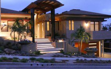 La Jolla's Persepolis-Inspired Home|  Q&A w/ Simi Razavian, MSA & Associates, Inc.