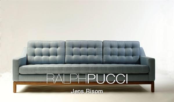 Jens Risom Structure Sofa for Ralph Pucci | Image via Ralph Pucci