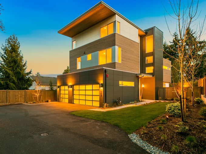 2018 Seattle Modern Home Tour Noble Ridge Construction