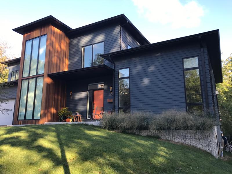 2018 DC Modern Home Tour Sagatov Design Build