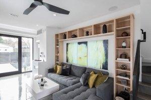 Newcastle Homes uCrane House Austin Modern 2019