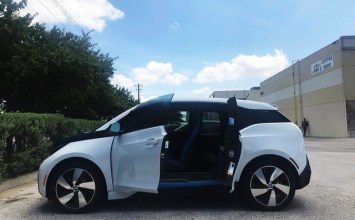 It's Electric! Introducing our BMW i3 Electric Car