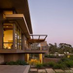 2019 Silicon Valley Modern Home Tobin Dougherty Architects