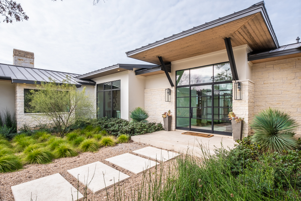 Cornerstone Architects 2020 Austin Modern Home Tour