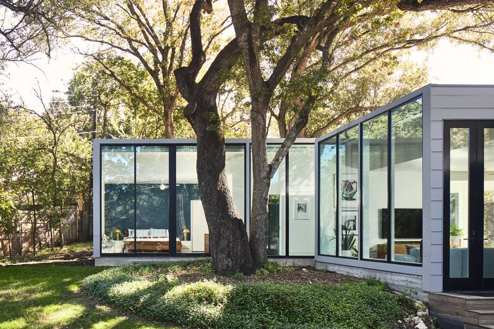 Bercy Chen 2020 Austin Modern Home Tour