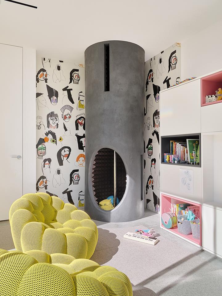 Fougeron Architecture firepole