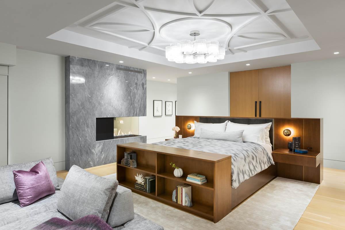 Madeleine Design Group Ocean Master Bedroom