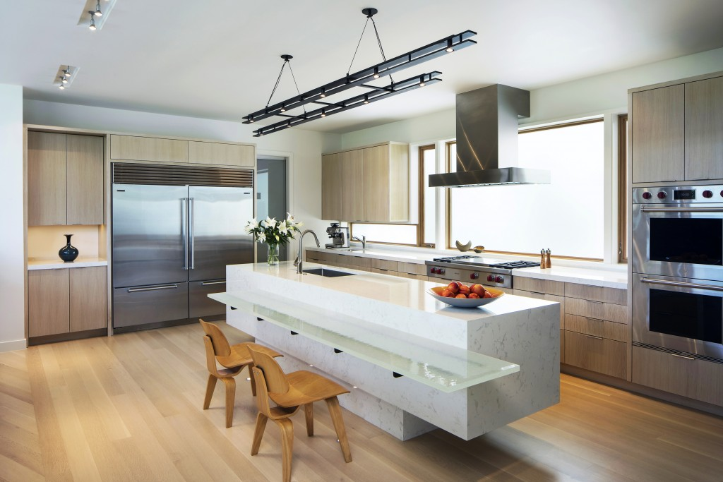 FINNE Architects Venice House Kitchen