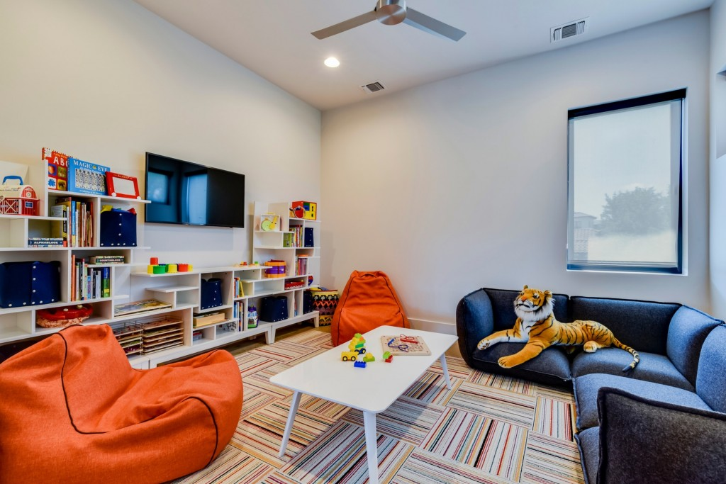 Britt Design Group playroom