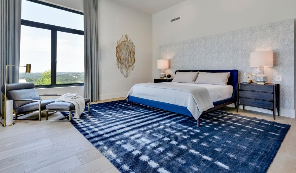 Britt Design Group master bedroom